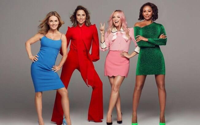 O anúncio da volta das Spice Girls, que fez um sucesso estrondoso no mundo inteiro, foi realizado através do Twitter