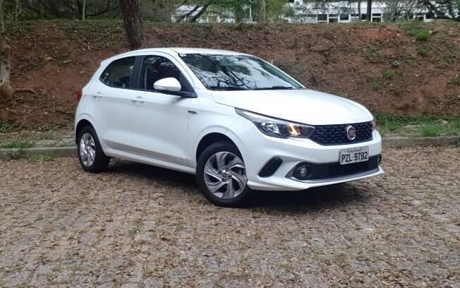 Fiat Argo 1.3 Drive: aparece como uma opção entre os hatches compactos abaixo de R$ 60 mil hoje em dia