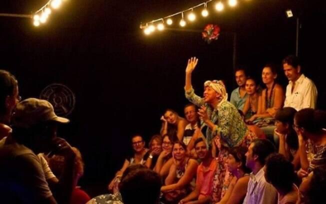 Grupo Bagaceira Joga a Criatividade no Ventilador no Sesc Campo Limpo