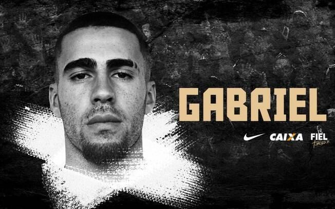 Volante Gabriel trocou o Palmeiras pelo Corinthians