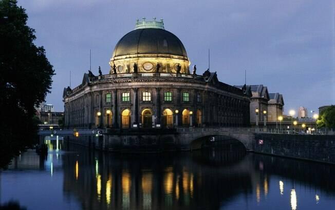 O Welcome Card inclui transporte mais acesso à Ilha dos Museus (Museuminsel)