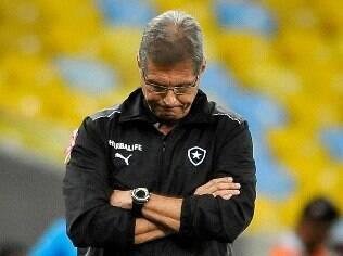 Susto no Botafogo