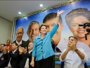 Dilma Rousseff se encontrou com prefeitos em Montes Claros
