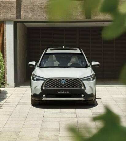 Toyota Corolla Cross Special edition volta a ser oferecido nas lojas