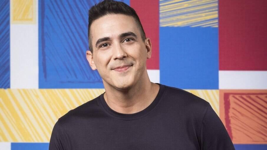 André Marques será o novo apresentador do reality da Globo