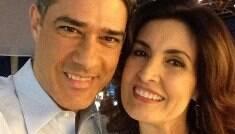 William Bonner e Fátima Bernardes anunciam separação