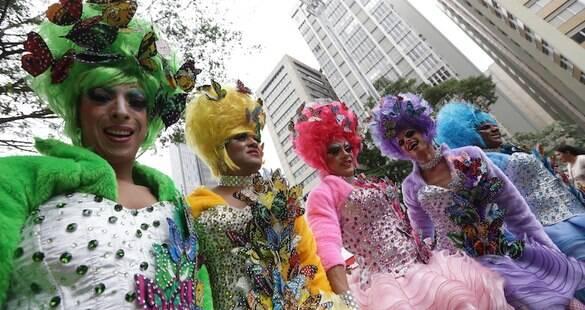 Haddad inclui Parada Gay no calendário de eventos de São Paulo