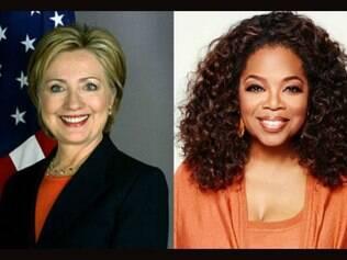 A ex-secretária de Estado dos Estados Unidos Hillary Clinton continua sendo a mulher mais admirada pelos norte-americanos, seguida pela estrela da televisão Oprah Winfrey