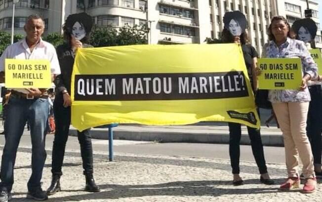Pai e mãe de vereadora Marielle Franco (PSOL) cobram solução de crime