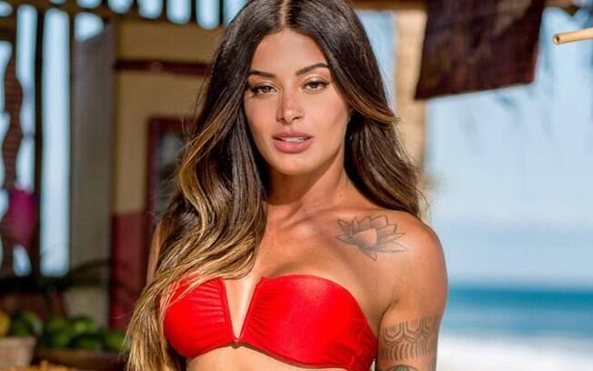 Modelo Aline Riscado