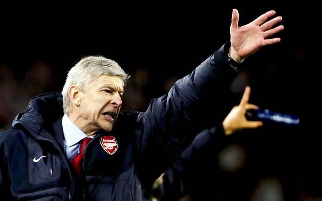 6º Arsène Wenger (Arsenal) - 9,4 milhões de  euros