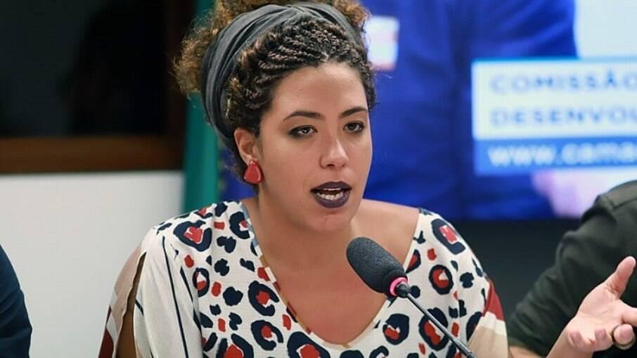 Talíria Petrone, líder do PSOL na Câmara, falou com o iG sobre o projeto de auxílio-aluguel na pandemia