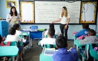 Estudo mostra que 95% das crianças brasileiras frequentam escola