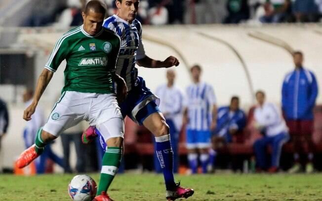 Gol de Ronny garantiu a vitória por 2 a 1  sobre o Avaí, em Itu, pela quarta rodada