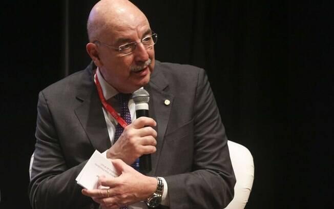 O ministro da Cidadania, Osmar Terra, defendeu mais abrangência na Lei Rouanet
