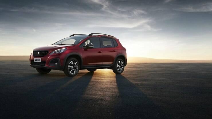 Peugeot Lança 2008 Reestilizado A Partir De R$ 69.990