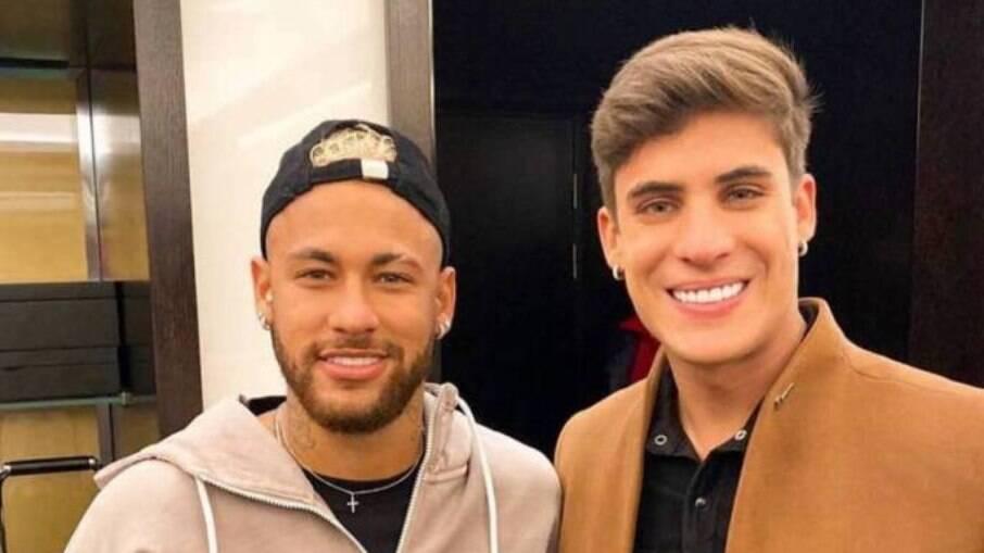 Neymar é acusado de cometer crime de LGBTIfobia contra o ex-padrastro Tiago Ramos
