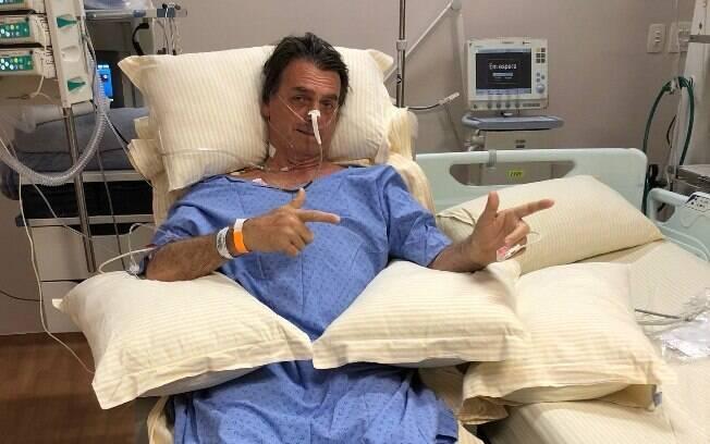 Jair Bolsonaro tem quadro de saúde estável e permanece em cuidados de terapia intensiva, sem febre e ou sinais de infecção