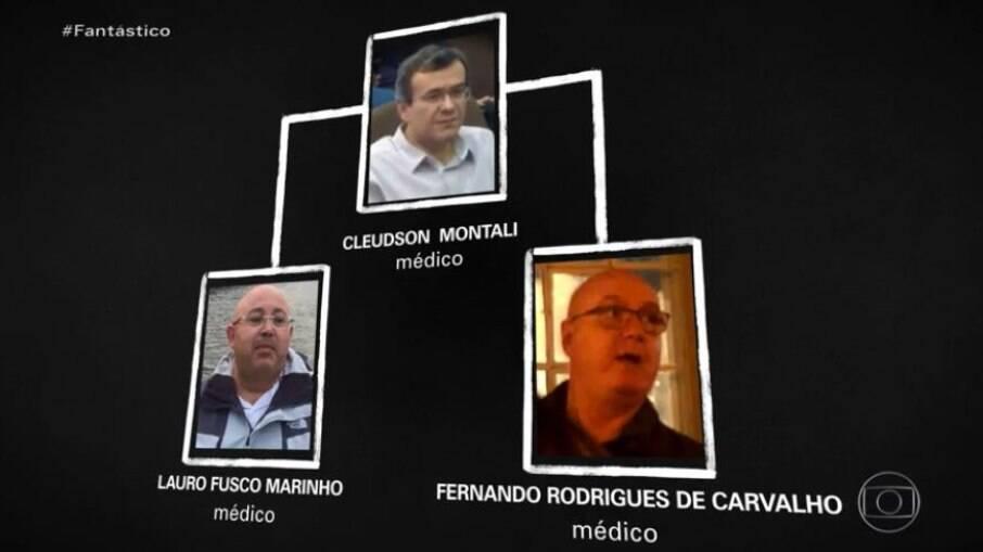 Médicos são investigados por exames e laudos falsos para enganar STF e conseguir prisão domiciliar
