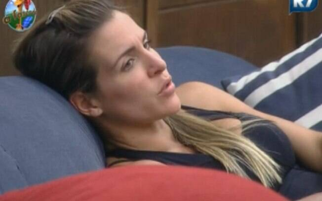 Joana duvida que Thiago seja eliminado