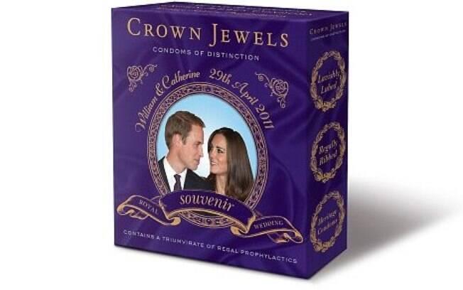 Em 2011, a mesma empresa lançou uma edição para comemorar o casamento entre o Príncipe William e Kate Middleton