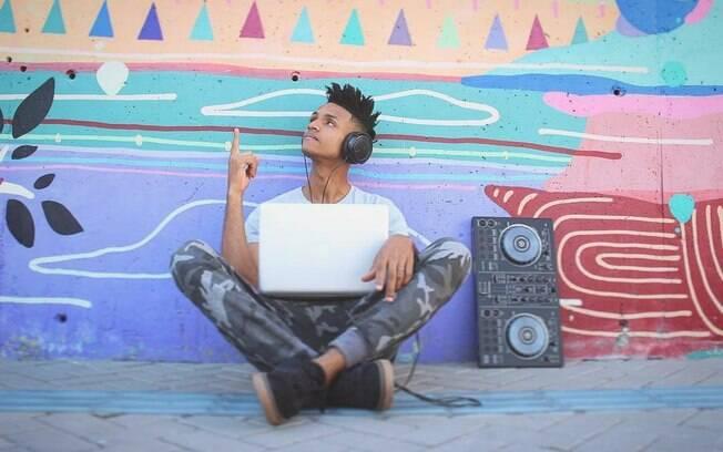Bruninho, DJ e produtor musical gospel