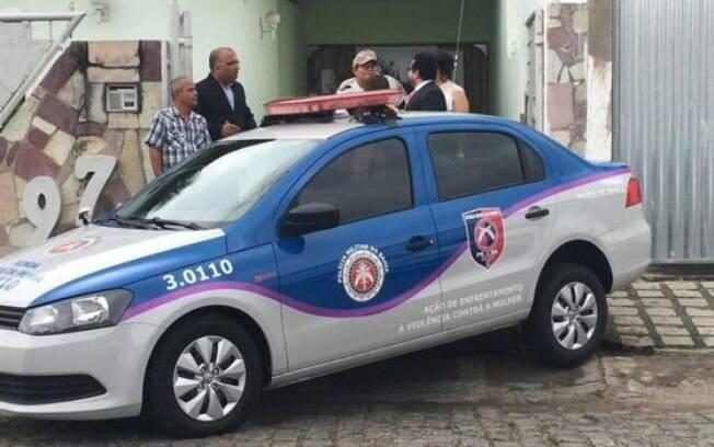 Unidade promove visitas a mulheres que recorreram à Justiça para manter agressores à distância; 59 deles foram presos desde 2015