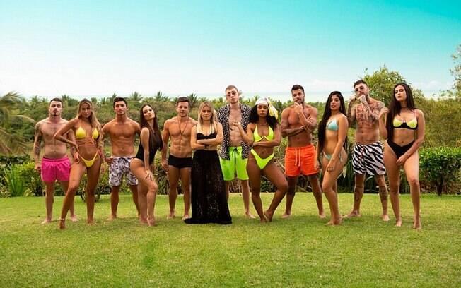 Na quinta temporada do programa, Trancoso foi cenário para brigas e amores dos participantes