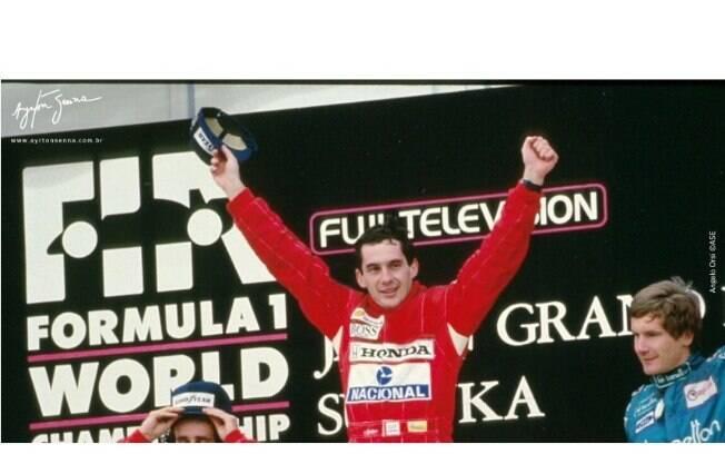 Automobilismo: Ayrton Senna, que faria 58 anos no dia 21 de março, foi o último campeão brasileiro na F1 em 1991