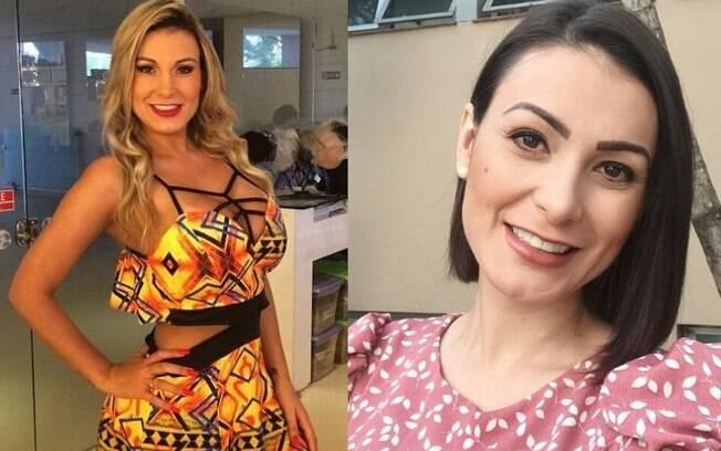 Andressa Urach fala do seu antes e depois