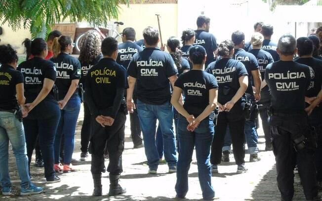 Polícia Civil do Rio Grande do Norte retomou atividades após três semanas de paralisação