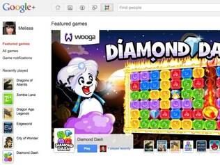 Google Games, novo recurso da empresa