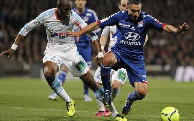 Lyon e Olympique empataram por 0 a 0 no  Francês
