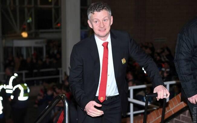 Técnico interino do Manchester United, Ole Gunnar Solskaer já admite o desejo de permanecer no clube