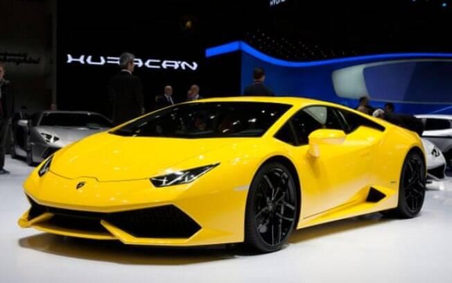 David Hines comprou um carro esportivo Lamborghini Huracan 2020 por US$ 318.000, alegam autoridades federais