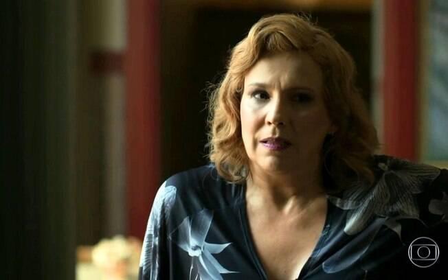 Com mais destaque nas últimas semanas, Ondina (Ana Beatriz Nogueira) vai morrer em