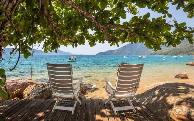 Paraty está na lista dos destinos para os casais apaixonados