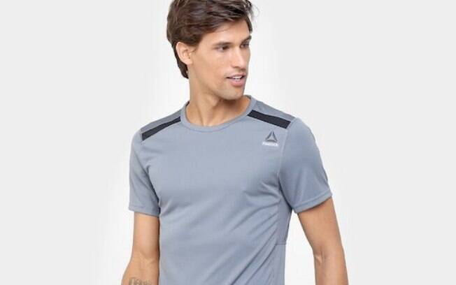 Camiseta Reebok Workout Tech Masculina