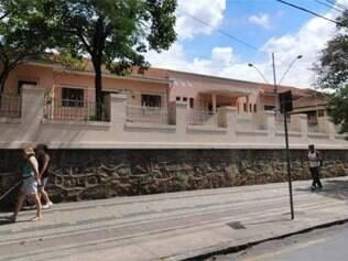 O Instituto São Rafael está localizado na avenida Augusto de Lima, no Barro Preto