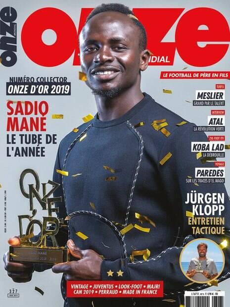 Capa revista Mané