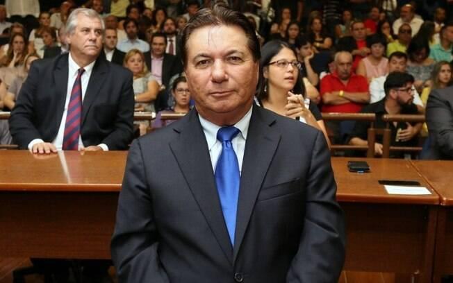 O vereador Aurélio Cláudio.