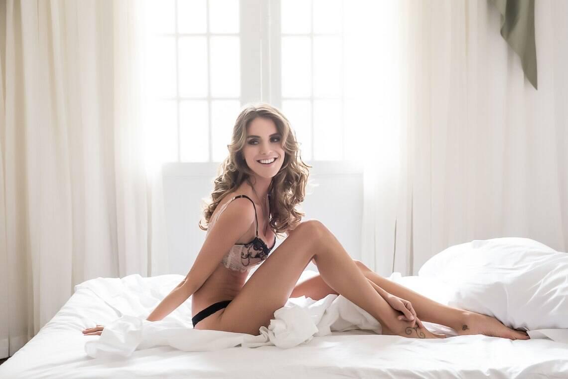 Fotos de modelos - Marília Moreno 1 - por Michelle Moll