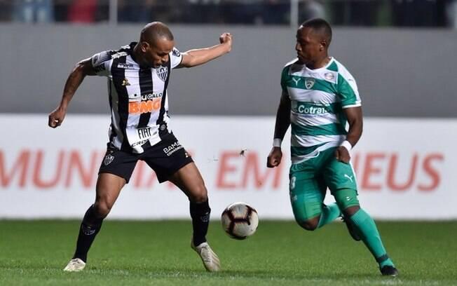 Atlético-MG x La Equidad pela Sul-Americana