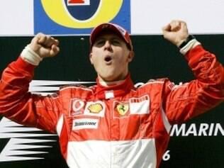 Schumacher está vencendo a prova mais importante de sua vida
