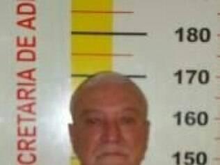 CIDADES - Antonio Eustaquio Rodrigues - Rei da Cachaca - Salinas - e preso  FOTO: Divulgacao / Policia Civil
