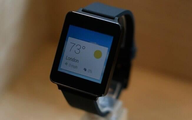 1c234606941 MWC 2015  LG anuncia primeiro relógio inteligente com conexão 4G ...