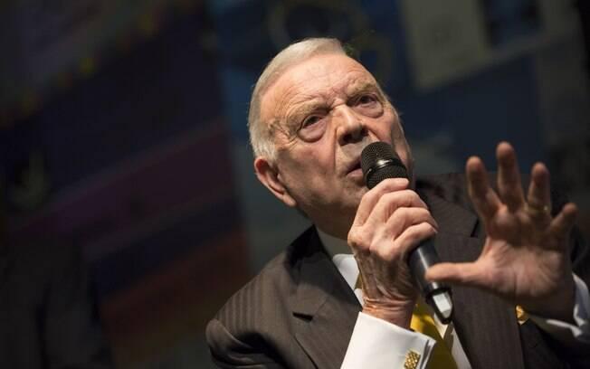 José Maria Marin, ex-presidente da CBF, foi condenado por corrupção nos Estados Unidos
