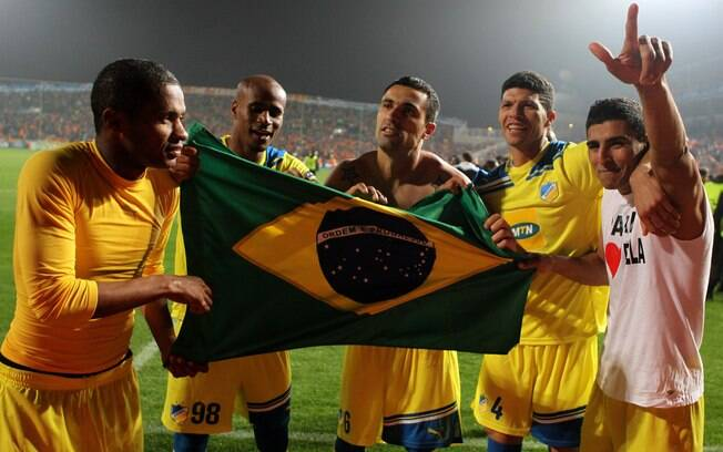Champions League - Apoel de 2011/12