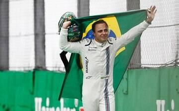 Agora é oficial! Felipe Massa assina com Williams e anuncia retorno à Fórmula 1