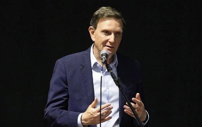 Marcelo Crivella (Republicanos) é o atual prefeito do Rio de Janeiro e busca a reeleição